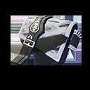GRIS accesorio mochilero estilo