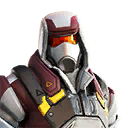 ARCTIC ENFORCER character style