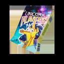 Golden Crunch Unicorn Flakes backbling style