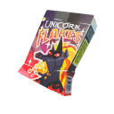 Fun-Roasted Unicorn Flakes backbling style