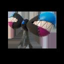 Backbiter (Cotton Candy)  backbling style