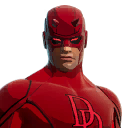 Illustrated Daredevil character style