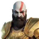 Armored Kratos character style
