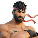 Battle (Ryu) character style