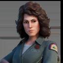 Nostromo Crew character style