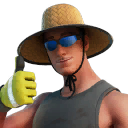 Relaxedbeam (Hat) character style