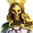Orelia (Burnished Gold) character style