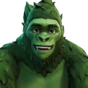 Gorilla Form character style