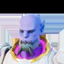 Underbite character style