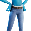 jeans character style