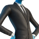 suit character style