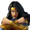 Wonder Woman Armored (New 52) character style