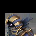 Graven (Fallen) character style