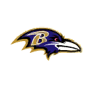 BALTIMORE RAVENS character style
