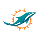MIAMI DOLPHINS character style