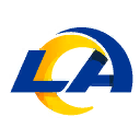 LOS ANGELES RAMS character style