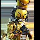 GOLD charakter stil